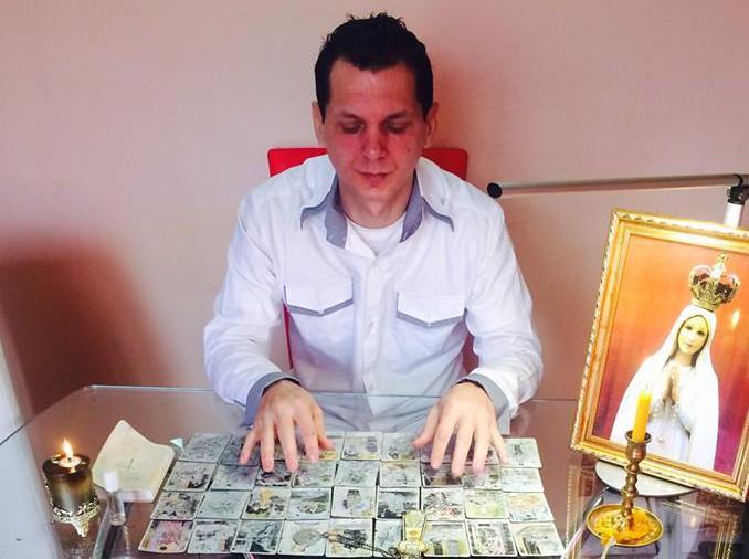 Copyright Prezicător astrolog Gergely Eduard Rogere