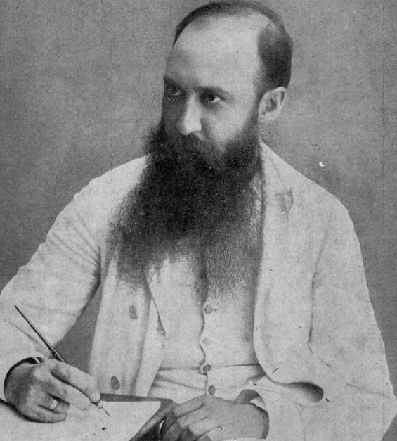 iorga_at_his_desk_luceaferul_2_1914