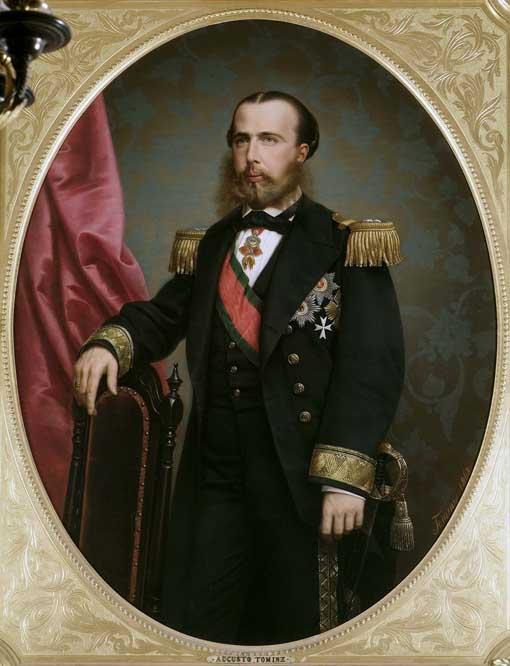 Foto de Augusto Tomiz, Muzeul Revoltella, sursa Wikipedia.