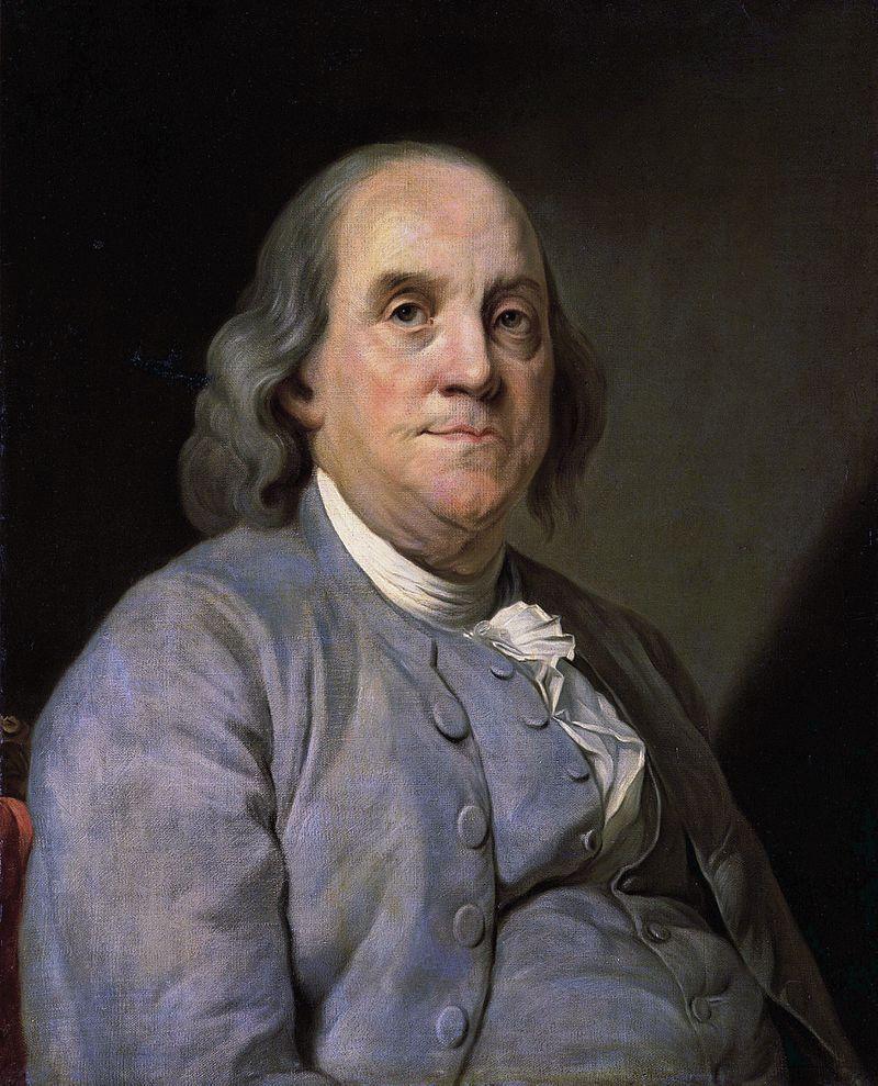 Pictură de Joseph Duplessis, circa 1785, sursă Wikipedia.