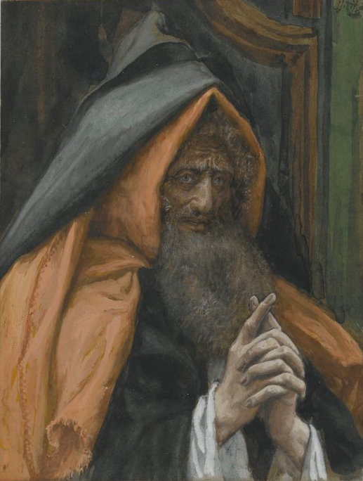Pictură de James J. Tissot, Brooklyn Museum, sursă Wikipedia.