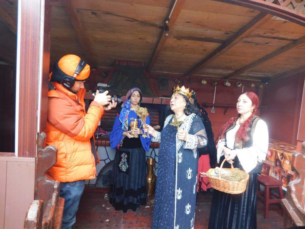 DSCN1902 Maria Campina, regina Magiei Albe din Romania