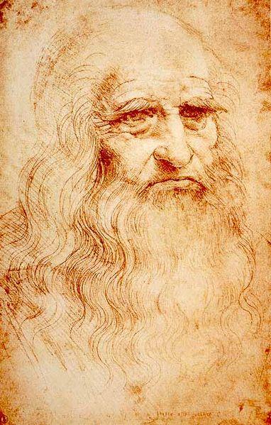 Leonardo_self