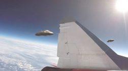 Un pilot militar rus s-a întâlnit cu două OZN-uri