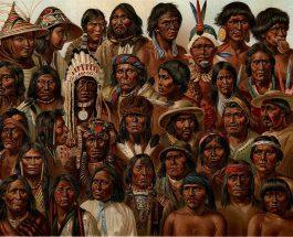 Amerindienii descind din acelaşi grup de strămoşi