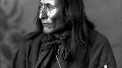 Cuvintele şefului Blackfeet Crowfoot