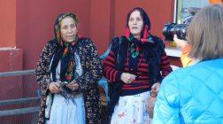 Vrăjitoarea Brățara, cea mai căutată din România, a dat interviu pentru TVC din Moscova
