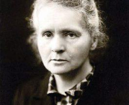 Marie Curie despre a nu te da bătut în viaţă