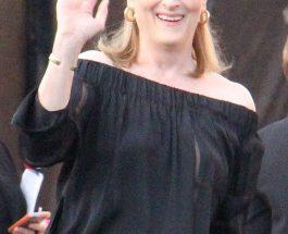 Meryl Streep şi vorbele sale de duh