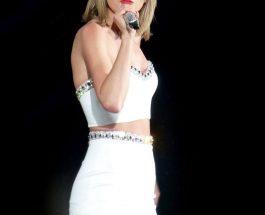 Taylor Swift despre curajul de a spune