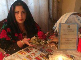 Mulţumiri pentru vrăjitoarea Florica din Spania și România