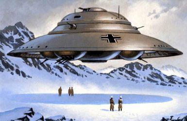 Discuri zburătoare naziste sau ozn-uri militare?