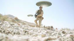 OZN prăbuşit în deşertul Mojave din America
