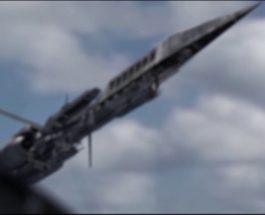 OZN imens filmat în timpul unei operaţii militare în Oceanul Pacific