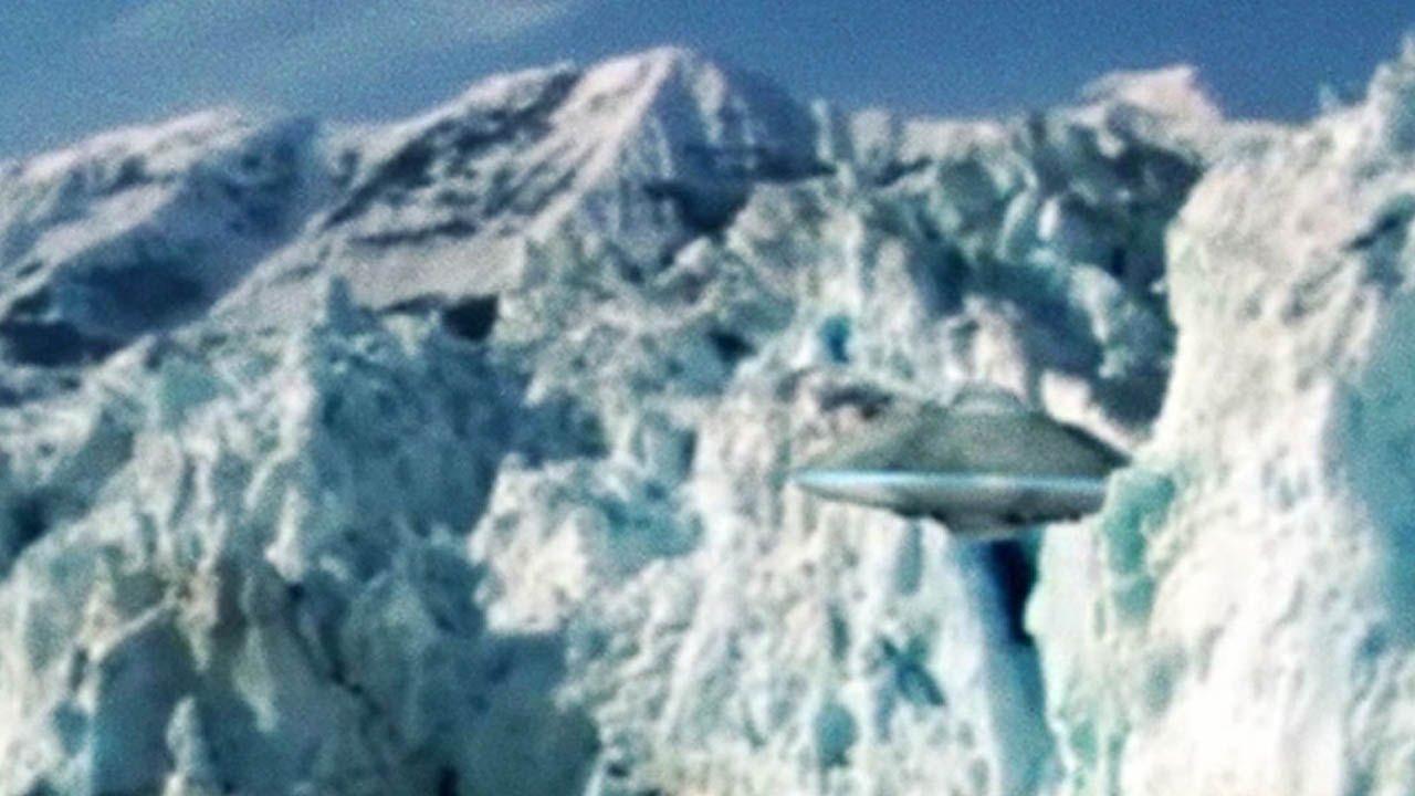 OZN surprins în sectorul japonez Syowa din Antarctica