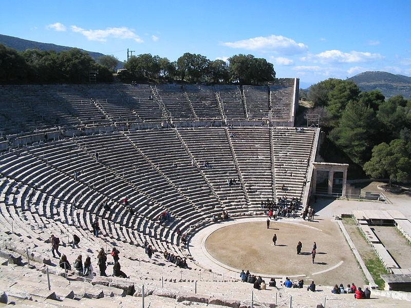 Festivalul în Grecia